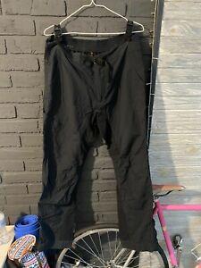Endura 2016 Men's Firefly Cycling Trouser - E8020 Black pants size L