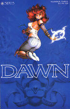 DAWN #3 (of 6) - 1997 - Back Issue