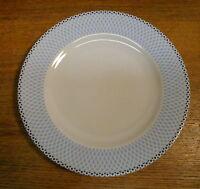 """Royal Worcester Porcelain Salad Or Dessert Plate - Azure - 8 1/2"""""""