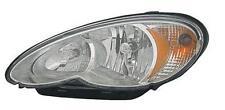 Fits 06 07 08 09 10 Chrysler PT Cruiser Headlamp Headlight Driver NEW Front