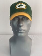 Reebok Green Bay Packers Large/XL Fitted Cap Hat Retro NFL Equipment