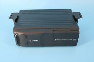 SONY CDX-415RF 10 Disc CD Changer Car Radio System 1bit D/A Converter *RARE*