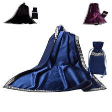Altar Pouch Case Table Cloth Divination } Rider Tarot Deck Board Game Card Waite