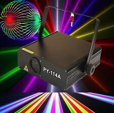 1000mw/1W RGB Couleur Pleine animation ILDA/DMX/Son/Auto DJ Laser Pour Disco/PUB