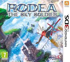 RODEA THE SKY SOLDIER NUEVO PRECINTADO 3DS