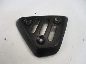 Yamaha XT 250 Hitzeschutz Hitzeschild Verkleidung Auspuff
