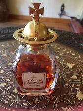 VIVIENNE WESTWOOD Boudoir Spray Eau De Parfum 75ml 2.5 oz 60% Full Cross Top