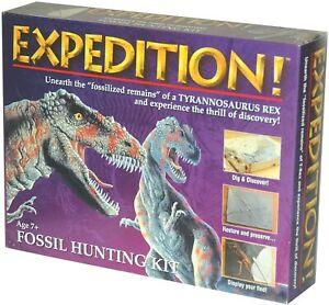 Expedition Tyrannosaurus Rex Skelett zum Ausgraben und Zusammensetzen aus USA