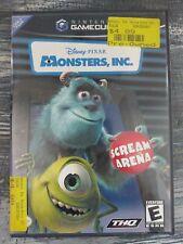 Disney Pixar Monsters Inc Scream Arena - Nintendo GameCube
