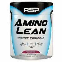 RSP AminoLean - All-in-One Pre Workout, Amino Energy, Weight Management Suppleme