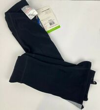 Cannondale XS Womens Cycling Lined Pants Size Black Zipper Ankle
