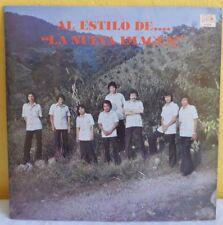 LA NUEVA IMAGEN AL ESTILO DE... MEXICAN LP STILL SEALED TROPICAL / LATIN