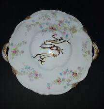 Vintage Limoges C. AHRENFELDT France Depose SOUP TUREEN Covered Bowl with Roses