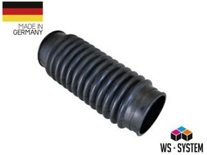2 Stück Universal Faltenbalg Manschette Achsmanschette L 112mm-170mm Ø 51mm