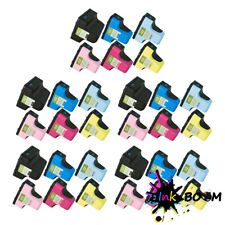 30 Ink Cartridge replace for HP 02XL Photosmart 3210v 8250 C5140 C7180 D7160
