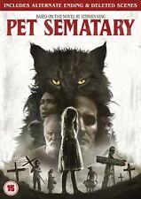 Pet Sematary (2019) [DVD]