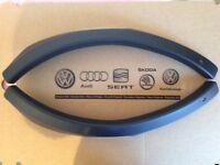 VW GOLF MK1 GTI TINTOP, CITI GENUINE RETRO WHEEL ARCH TRIMS/SPATS NEW VAG PART