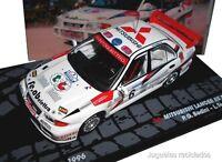 1/43 MITSUBISHI LANCER RS EVO III BEDINI 1996 RALLY MARINO IXO EAGLEMOSS DIECAST