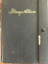 Stamp Album Mixed Lot Decimal & Pre-Decimal Currency Stamps New & Used