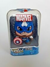 MARVEL Hasbro CAPTAIN AMERICA # 01MIGHTY MUGGS New In Package