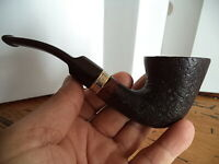 PIPA PIPE MOLINA RUSTIC FINISH  1126 FREE STYLE MADE IN ITALY NEW