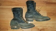Whites Hawthorne Boots Mens size 8 1/2 ee? Smokejumper Firefighting Work Boots