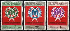 Souvereign Military Order Of Malta 1971 Refugees MNH #D49475