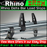 Citroen Dispatch Roof Bars Rack Van Rhino Delta Bar Load Stops 2 Pairs 2007-2016
