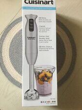 Cuisinart Smart Stick CSB-75BC 200W 2 Spd Hand Immersion Blender Brushed Chrome