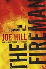 Signed by Joe Hill, THE FIREMAN, Gollancz UK, Limited 1st Edition
