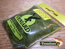 MEDIUM OLIVE SEALS FUR SUBSTITUTE DUBBING - NEW FLY TYING DUB MATERIAL