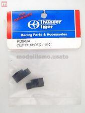 Thunder Tiger PD6464 Ceppi Frizione SSK Clutch Shoe (2) modellismo