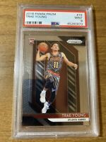 2018-19 Panini Prizm Trae Young RC #78 PSA 9 MINT Rookie Card Hawks INVEST