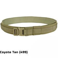 Condor Cobra Gun Belt - Coyote Tan - XL - New - US1019-499-XL