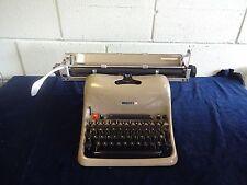 vintage Lexikon 80 Olivetti Typewriter