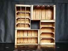 Cantinette e portabottiglie da cucina fatto a mano legno - Porta vino ikea ...