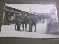 FOTO WWI UFFICIALI REGIO ESERCITO E AERONAUTICA PRIMA GUERRA MONDIALE 19-148