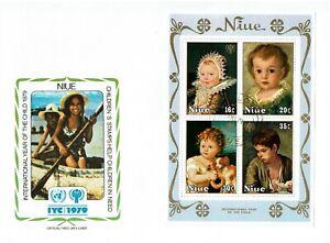 Niue-Block-FDC