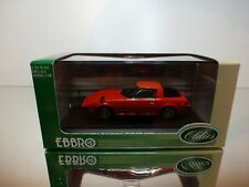 EBBRO 588 MAZDA SAVANNA RX7 GT - RED 1:43 - EXCELLENT IN BOX
