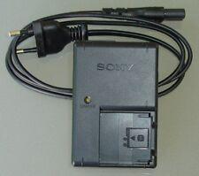CARICABATTERIE originale Sony BC-CSG per batteria np-bg1 np-fg1