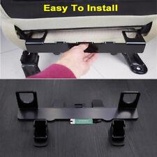 Universal ISOFIX Mount Base Car SUV Autos Safety Seat Belt Bracket Latch 5mm New