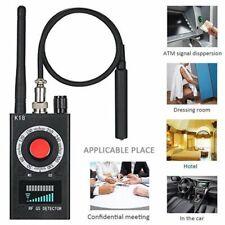 For K18 Bug Anti Detector Camera RF Signal GSM Audio Bug Finder GPS Scan
