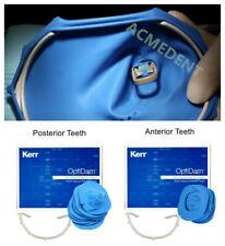 Dental Kerr Rubber Dam Sheets 3d Nipple Optidam Clip Clamps Anterior Posterior