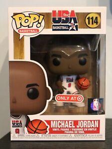 Funko Pop! - Michael Jordan 114 - USA Basketball - NBA - Team USA - Target [1]