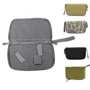 Tactical Shooting Pistol Handgun Storage Holder Carrier Bag Case Pouch Bags New