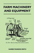 Farm Machinery and Equipment, Like New Used, Free shipping in the US