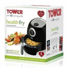 BRAND NEW Tower T17005 Low Fat Health Air Fryer NEXT DAY DELIVERY not weekends