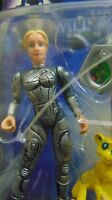 """Lost in Space Cryo-suit Dr. Judy Robinson 4"""" figure from Trendmasters"""
