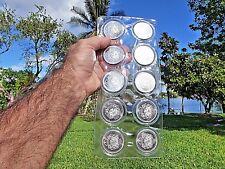 Scottsdale OMNIA 1 oz. Fine Silver Round .999 Ten Pack (10) Sealed In Plastic...