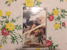 Armored Core 3 Portable PSP *Brand New*